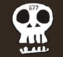 677 skull  by KcLee677