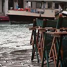Flood in Venice by Marcidog