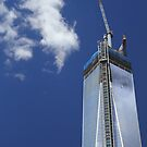 Freedom Tower construction by Kezzarama