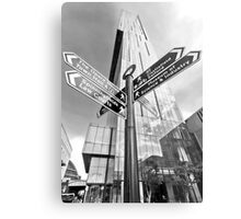Beetham Tower, Manchester City Centre Metal Print