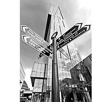Beetham Tower, Manchester City Centre Photographic Print