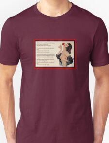 Pluck Not The Rose  T-Shirt