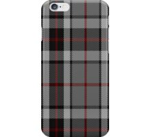 01483 Thompson Grey Dress Fashion Tartan Fabric Print Iphone Case iPhone Case/Skin