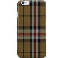 01485 Thomson Camel (Jedburgh Mills) Fashion Tartan Fabric Print Iphone Case iPhone Case/Skin