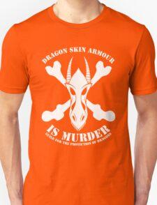 Dragon Armour Is Murder  Unisex T-Shirt