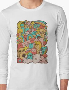 Doodleicious Long Sleeve T-Shirt