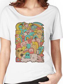 Doodleicious Women's Relaxed Fit T-Shirt