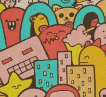 Doodleicious Sticker