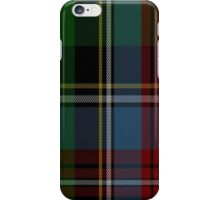 01489 Sir Samuel Leonard Tilley Commemorative Tartan Fabric Print Iphone Case iPhone Case/Skin