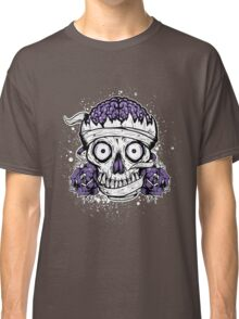 Skulls and Brains Classic T-Shirt