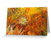 Synesthesia - iPhone Case Greeting Card