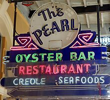 Pearl Oyster Bar  by Robert Meyers-Lussier