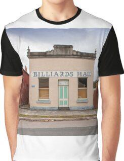 Billiards Hall, Chiltern Graphic T-Shirt