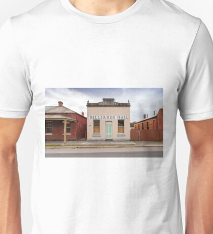 Billiards Hall, Chiltern Unisex T-Shirt