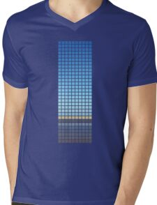 Horizon Mens V-Neck T-Shirt