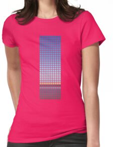 Horizon Womens Fitted T-Shirt