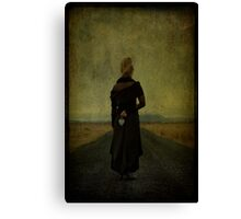 The Power Of Goodbye Canvas Print