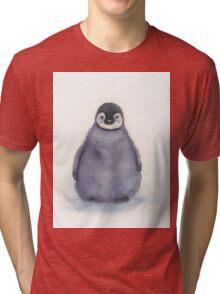 Baby Penguin Tri-blend T-Shirt