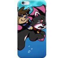 underwater ride iPhone Case/Skin