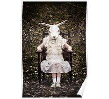 The Easter Rabbit Poster