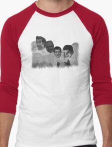 JIM CARREY - MOUNT RUSHMORE Men's Baseball ¾ T-Shirt