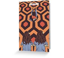 The Shining Room 237 Danny Torrance  Greeting Card