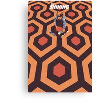 The Shining Poster Canvas Print