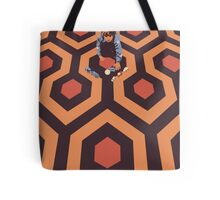 The Shining Poster Tote Bag