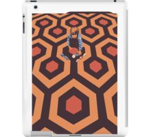 The Shining Screen Print Movie Poster  iPad Case/Skin