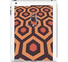 The Shining Screen Print Movie Poster  iPad Case/Skin