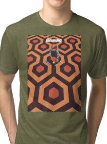 The Shining Poster Tri-blend T-Shirt