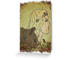 Freyja Greeting Card