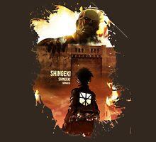 Shingeki No Kyojin shirt T-Shirt