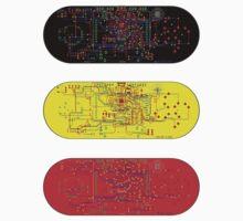 Arduino Esplora Reference Design Sticker by Rupert  Russell
