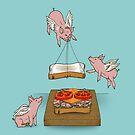 Make Me A Sandwich by SteveOramA