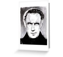 Me Who Has Commanded Nations Greeting Card