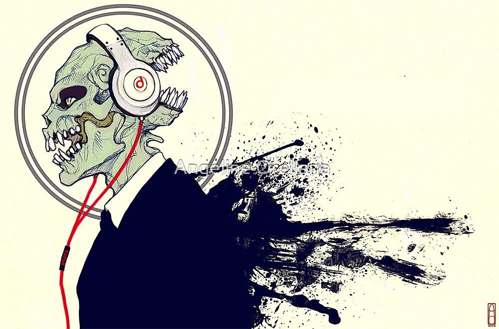Monster Beats by Angeline Orellana