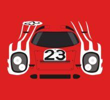 917 #23 Racing Livery Kids Tee