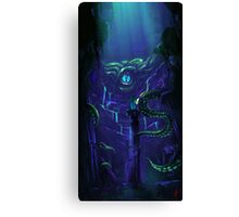 Elder God Canvas Print