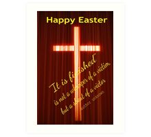 Happy Easter..... Art Print