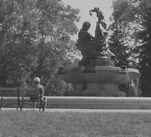 fountain by Lex Lucera