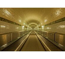 Tunnelview Photographic Print