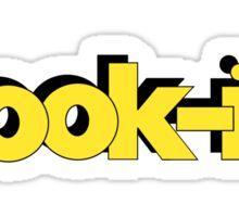 La-la-la-la-la Look-in! Sticker