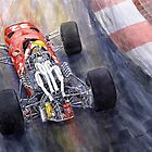 Ferrari 312 F1 1967 by Yuriy Shevchuk