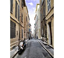 Marseille Photographic Print