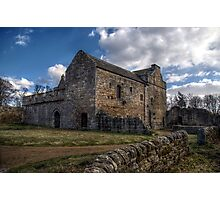 Aydon Castle Photographic Print