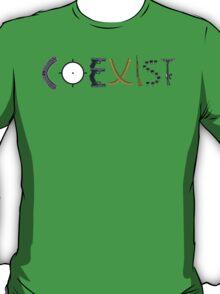 coexist with guns T-Shirt