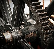Cogs of Industry by Fotomus-Digital