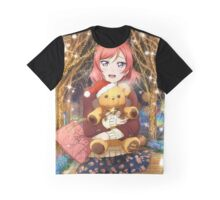 Love Live! School Idol Project - Maki's Present Graphic T-Shirt