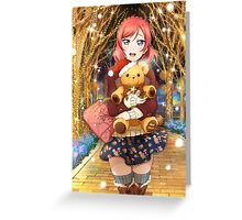 Love Live! School Idol Project - Maki's Present Greeting Card